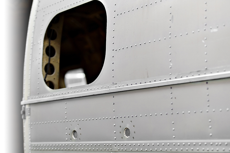 Aerospace-Riveting