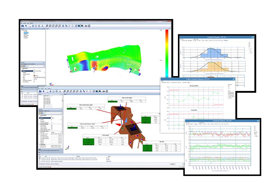 自动化检测 – 3D扫描检验